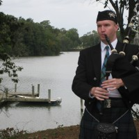 Chesapeake Pipes - Bagpiper in Easton, Maryland