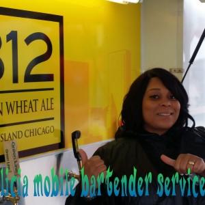 Chicago best mobile bartender services