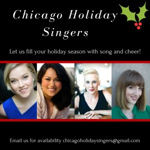 Chicago Holiday Singers - Christmas Carolers in Chicago, Illinois