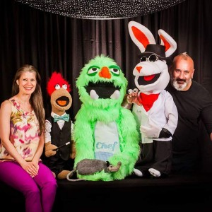 Puppets Got Talent - Puppet Show / Balloon Twister in Chicago, Illinois