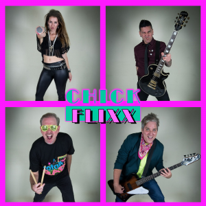 Chick Flixx - 1980s Era Entertainment / Party Band in Anaheim, California