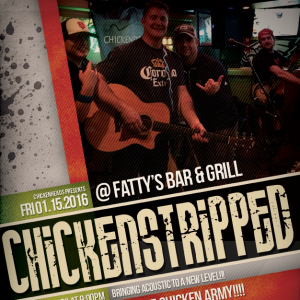 Chickenstripped - Acoustic Band in Glenside, Pennsylvania