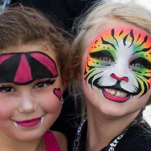 Childlike Productions - Face Painter / Body Painter in Bradenton, Florida