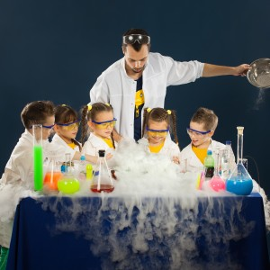 Children's Science Parties - Mobile Game Activities / Family Entertainment in Huntsville, Alabama