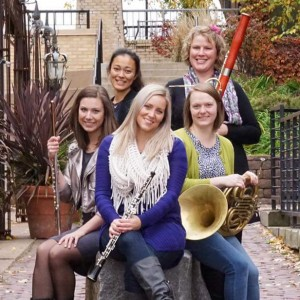 Chione Quintet - Classical Ensemble / Wedding Musicians in St Paul, Minnesota