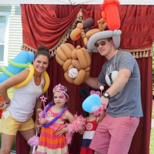 Chip Rascal's Photo Booth - Balloon Twister / College Entertainment in Providence, Rhode Island
