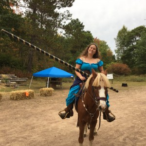 Chise Horses and Ponies - Pony Party in Minocqua, Wisconsin