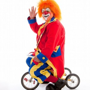 Choo Choo - Clown / Children's Party Entertainment in Olathe, Kansas