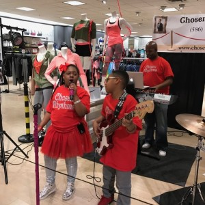 Chosen Rhythms - Children's Music in Mount Clemens, Michigan