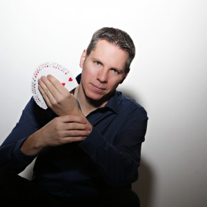 Chris Bruce - Magician & Entertainer - Strolling/Close-up Magician in Burlington, Ontario