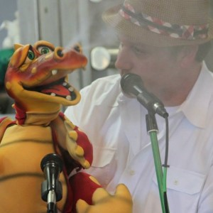 Chris Campbell Music for Kids Show - Children's Party Entertainment / Ventriloquist in Richmond, Virginia