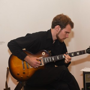 Chris Collier - Jazz Guitarist in Nashville, Tennessee