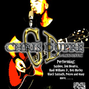 Chris Dupre - Singing Guitarist in Orlando, Florida