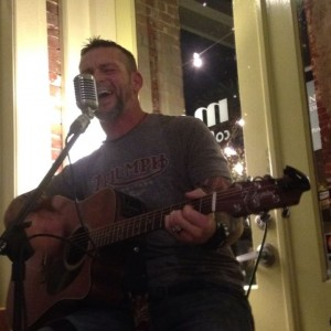 Chris Durbin - Singing Guitarist in Galveston, Texas