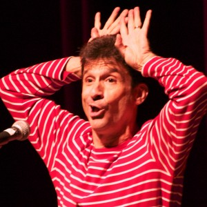 Chris Fascione:  Juggling Funny Stories!