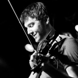 Chris Gustin, Electric Violin - Violinist in Athens, Georgia