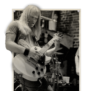 Chris Hergenroder - Singing Guitarist / Classic Rock Band in Mobile, Alabama