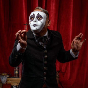 Chris Herren as Faust - Magician / Family Entertainment in Benicia, California