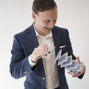 Chris Herrick Magic - Magician / Comedy Magician in Boston, Massachusetts