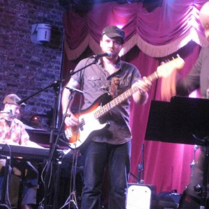 Chris Kelly - Bassist in New York City, New York