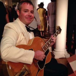 Chris Luther Music - Jazz Guitarist in Wilmington, North Carolina