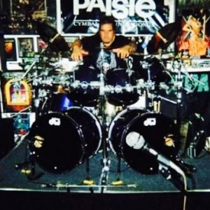 Chris Salazar Metal and Rock Drummer - Drummer in Albuquerque, New Mexico