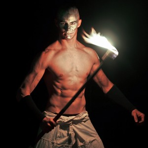 Chris Staefe - Fire Performer in Las Vegas, Nevada