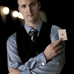 Chris Stolz - Corporate Magician in Mississauga, Ontario