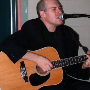 Chris Thomas Music - Singing Guitarist / Wedding Singer in Toms River, New Jersey