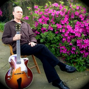 Chris Vasi Jazz Guitarist - Guitarist / Rockabilly Band in Richmond, Virginia