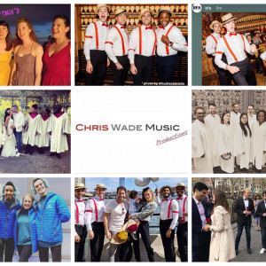 Chris Wade Music Productions - East - A Cappella Group in New York City, New York