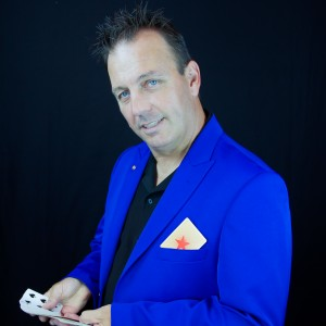 Chris Yuill - Comedy Magician / Strolling/Close-up Magician in Port Moody, British Columbia