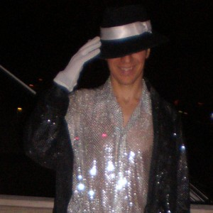Christian as Michael Jackson - Michael Jackson Impersonator in Myrtle Beach, South Carolina