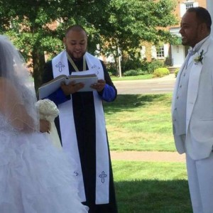 Christian Chaplain - Wedding Officiant in Waterbury, Connecticut
