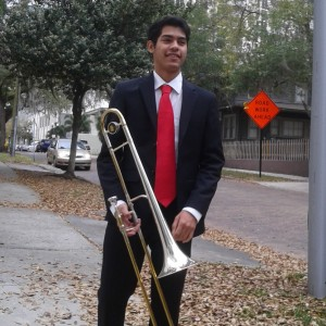 Christian Herrera - Trombone Player / Brass Musician in Orlando, Florida