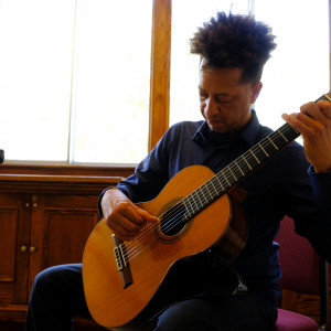 Christian Laremont - Classical Guitarist in San Francisco, California