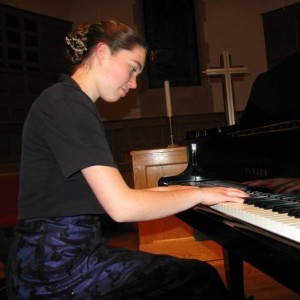 Christiana Burks Pianist - Classical Pianist / Keyboard Player in Dayton, Ohio