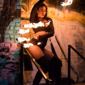 Christiana - Dancer / Fire Dancer in Los Angeles, California