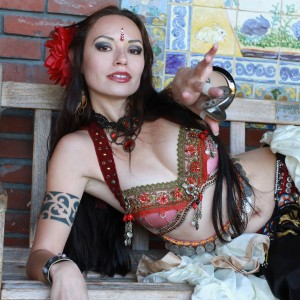Christina Sirmons - Belly Dancer / Dancer in San Diego, California