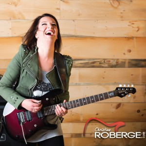 Christine Roberge - Guitarist in Montreal, Quebec