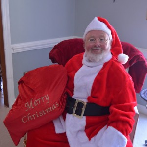 Christmas Celebrations With Santa Gene - Santa Claus in Raleigh, North Carolina