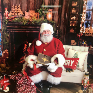 Christmas City Santa - Santa Claus in Bethlehem, Pennsylvania