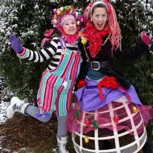 Christmas Holiday Lady - Holiday Entertainment in Arlington, Virginia