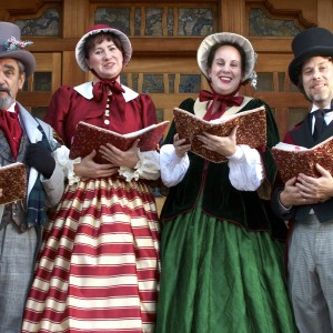 Christmas Matters Holiday Carolers - Christmas Carolers in Summit, New Jersey