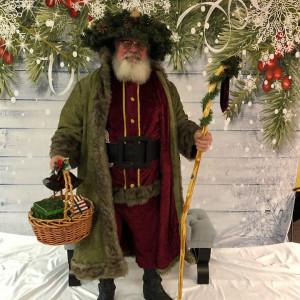 Santa Claus Dan - Santa Claus in Columbia, Missouri