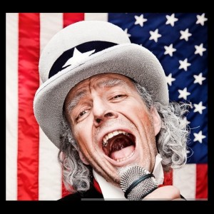 Singing Uncle Sam - Patriotic Entertainment - Patriotic Entertainment / Variety Entertainer in Ann Arbor, Michigan