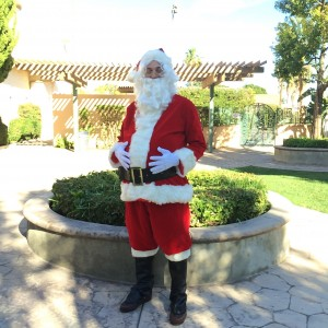 Christmas Time Santa! - Santa Claus in Los Angeles, California