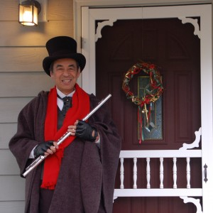 Christmas With Carlos (Fable and Flute) - Flute Player in Seattle, Washington