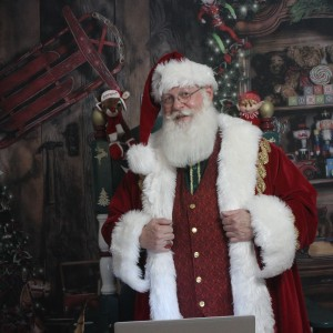 Christmas With Santa Jeffrey - Santa Claus / Impersonator in Lancaster, Ohio