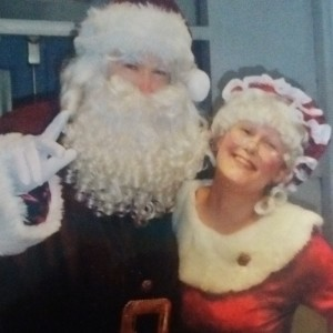 Christmas with the Clauses - Santa Claus in Vancouver, British Columbia